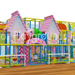 3 level candy playground