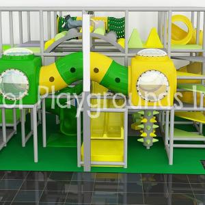 3 level playground